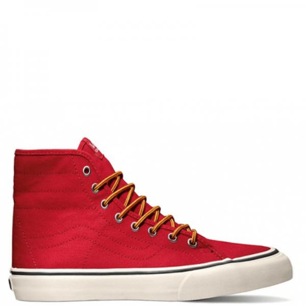 Vans Sk8 California High Red