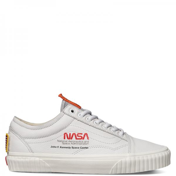Vans NASA Low White