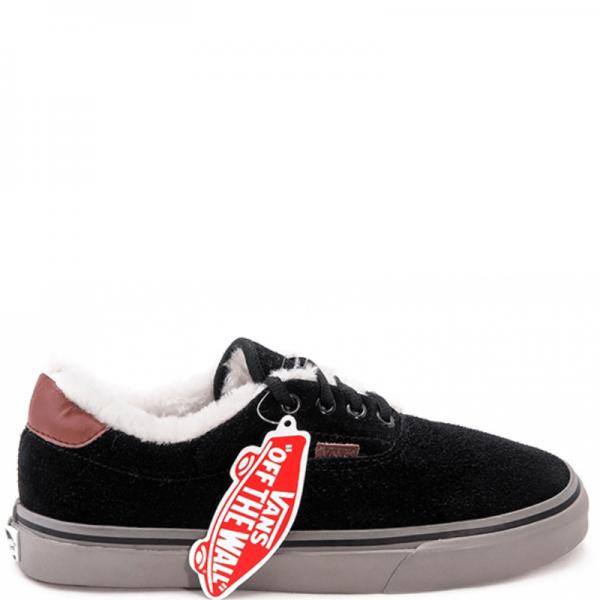 Vans Era Low Suede Black/Gray
