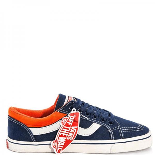 Vans Old Skool Low Blue/Orange