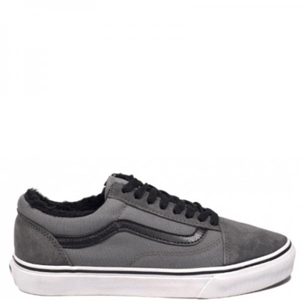 Vans Old Skool Low Suede Grey