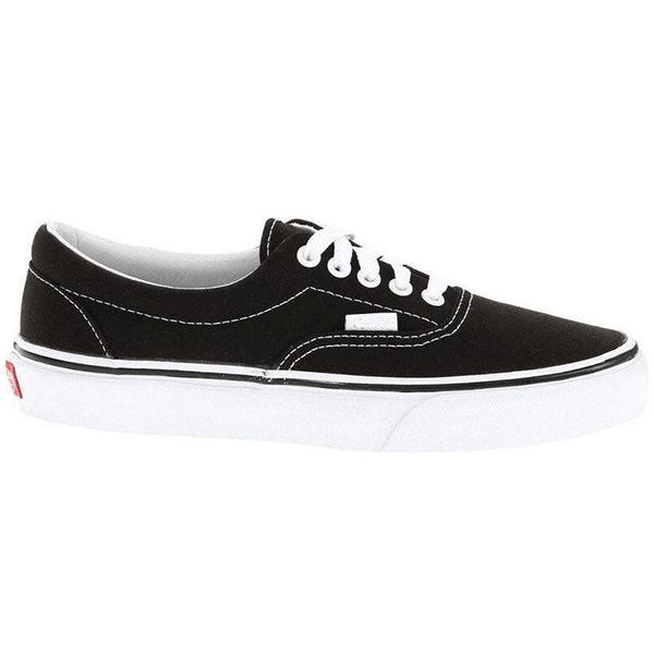 Vans Era Low Black/White
