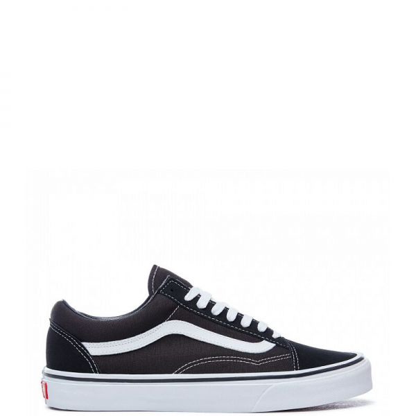 Vans Old Skool Low Black/White