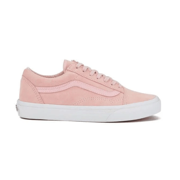 Vans Old Skool Low Pink/White