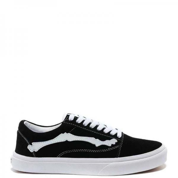 Vans Old Skool Bone Low Black/White