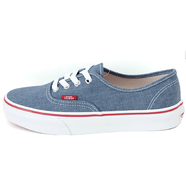 Vans Authentic Low Blue jeans