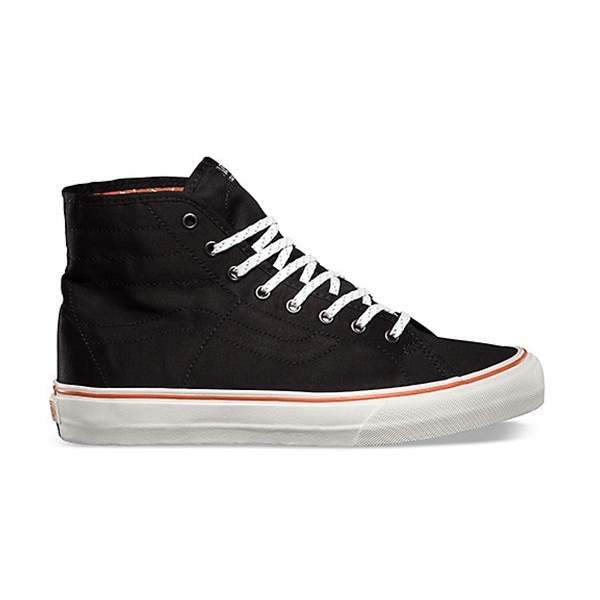 Vans Sk8 California High Black/White