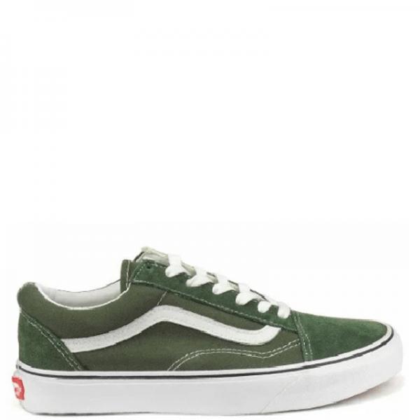 Vans Old Skool Low Green