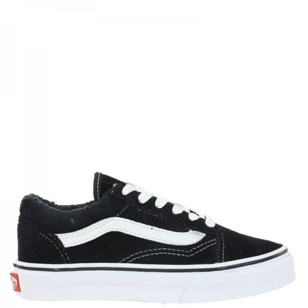 Vans Old Skool Low Suede Black/White