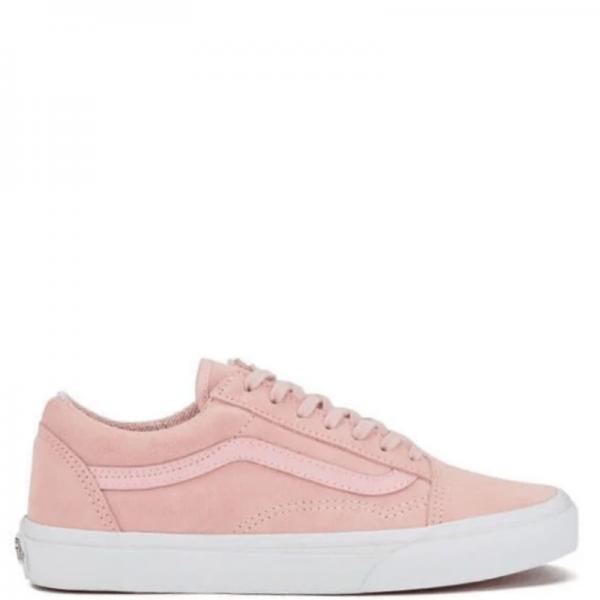 Vans Old Skool Low Pink/White