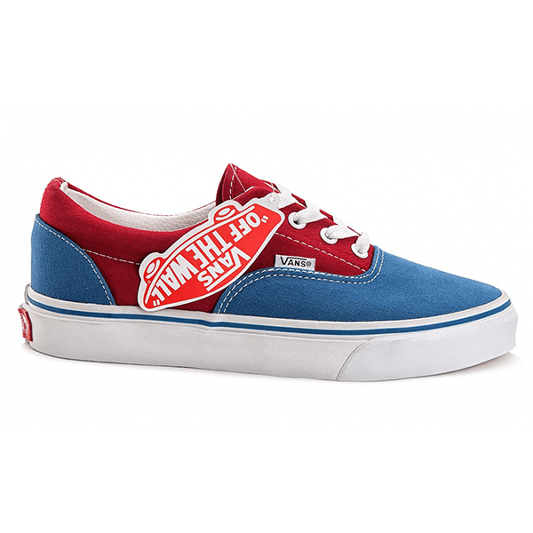 Vans Era Low Blue/Red/White