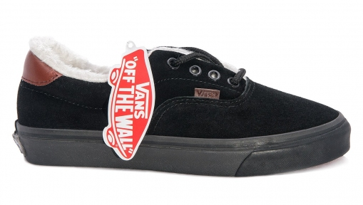 Vans Era Low Suede Black/Brown