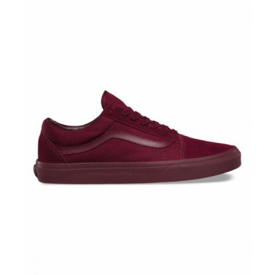 Vans Old Skool Low Bordo