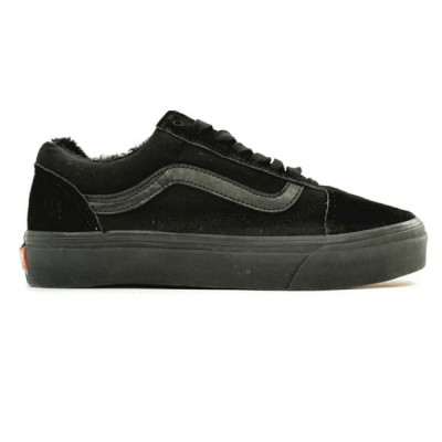 Vans Old Skool Low Suede Black