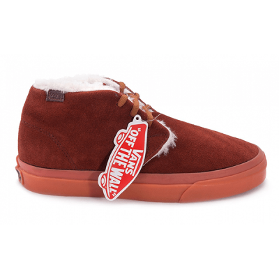 Vans Chukka High Suede Brown