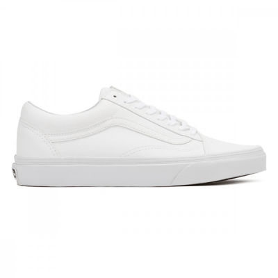 Vans Old Skool Low White