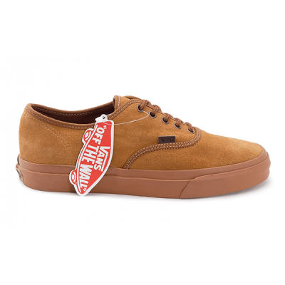 Vans Authentic Low Suede Sand
