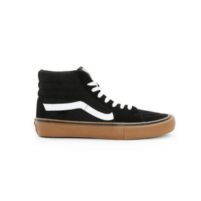 Vans Sk8 High Black/Brown