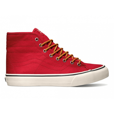 Vans Sk8 California High Red