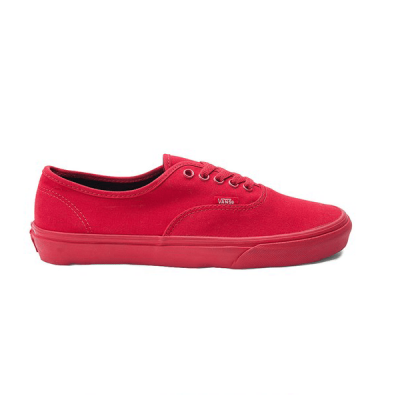 Vans Authentic Low Red