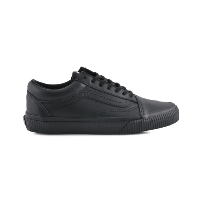Vans Old Skool Low Leather Black