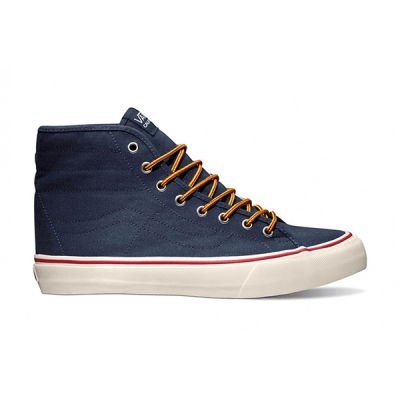 Vans Sk8 California High Dark blue/White