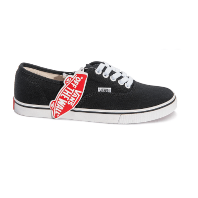 Vans Authentic Low Black/White