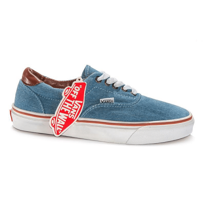 Vans Era Low Light blue/Brown/White