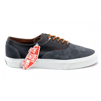 Vans Authentic Low Suede Grey/White